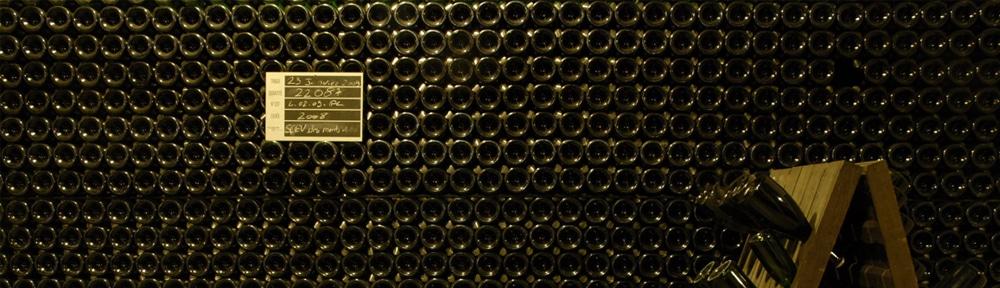 bannière - cave champagne