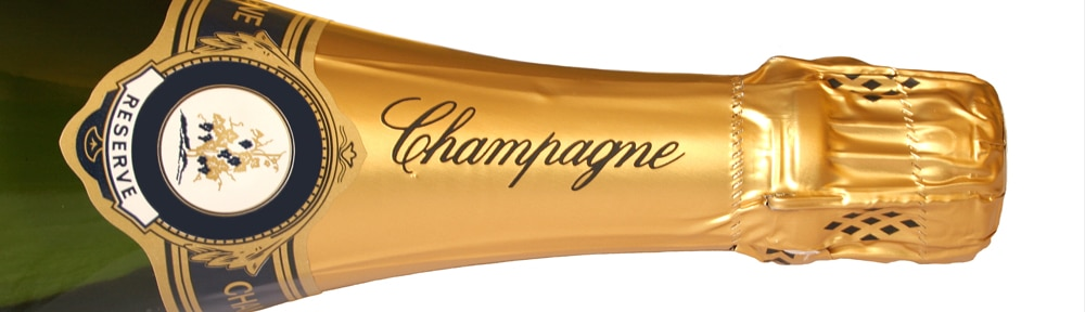 bannière - champagne