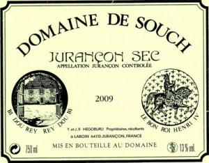 domaine-souch-jurancon-sec-2009-etiquette
