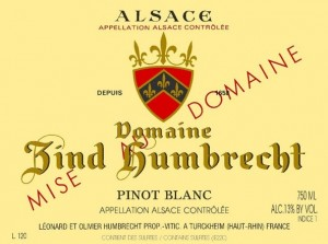 domaine-zind-humbrecht-pinot-blanc-alsace-france
