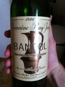 Domaine Ray-Jane à Bandol
