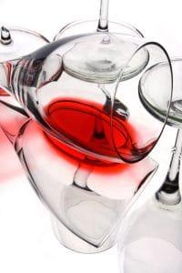 La couleur du vin