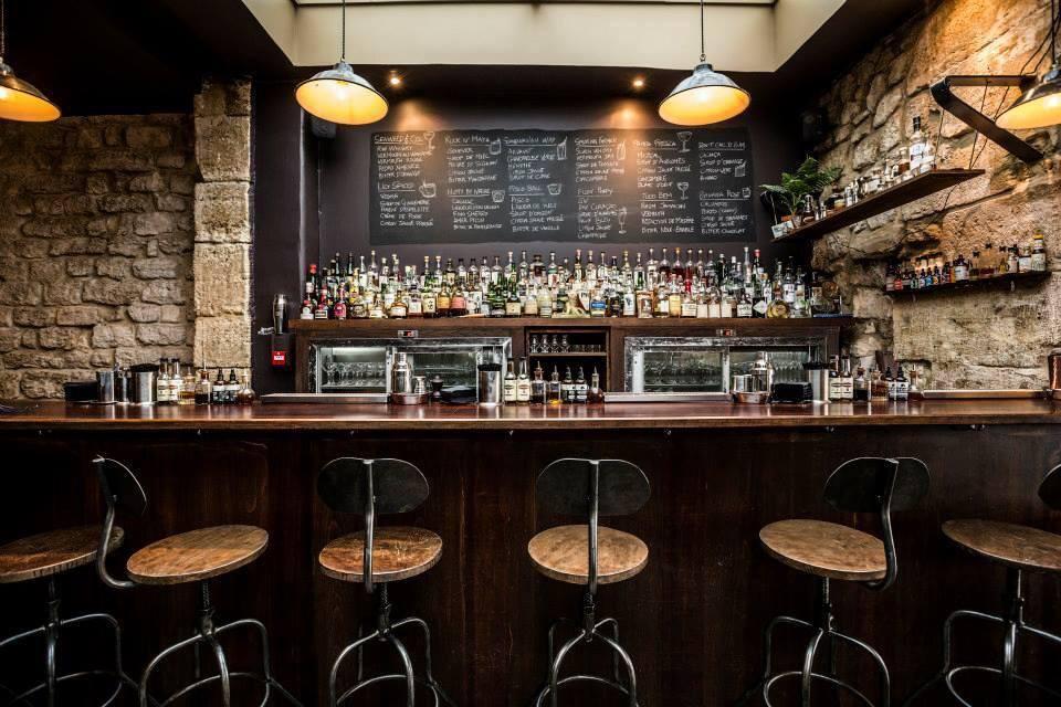 Top de mes meilleurs bars cocktails de paris for Decoration de lounge bar saint paul