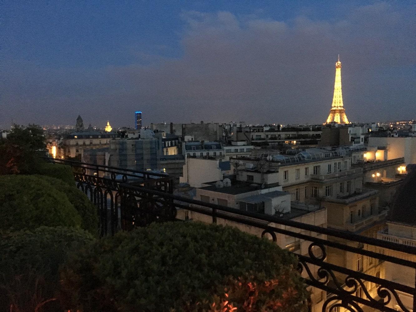 Le Bar Du Raphael Meilleure Terrasse De Paris