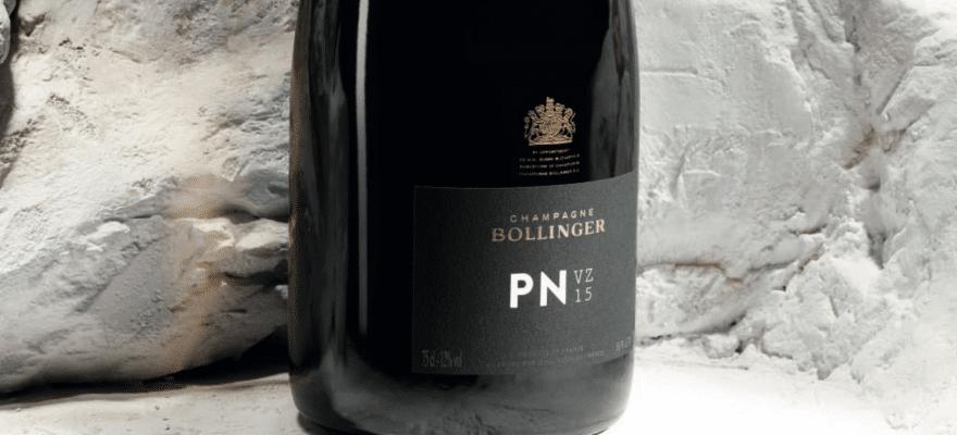 Photo du Bollinger PN VZ15 devant la roche